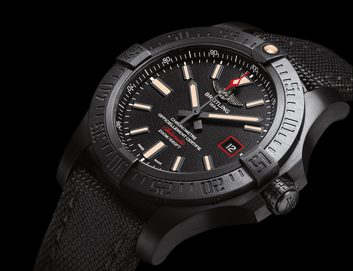 Breitling Avenger blackbird Replica Watches