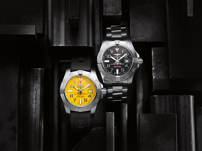 Breitling Avenger Seawolf Replica Watches