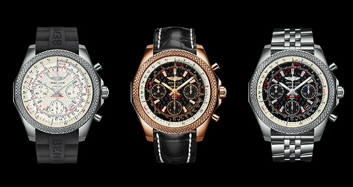 Breitling Bentley Replica Watches