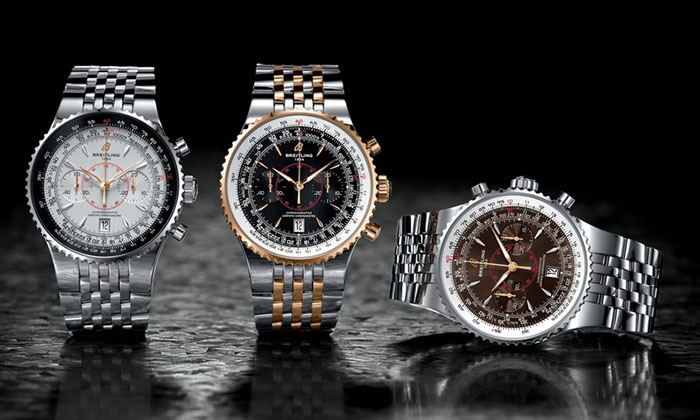 Breitling Montbrillant Legende Replica Watches