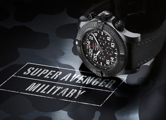 Breitling Super Avenger Replica Watches
