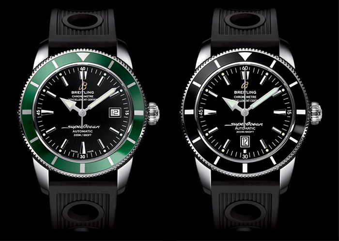 Breitling SuperOcean 42 Replica Watches