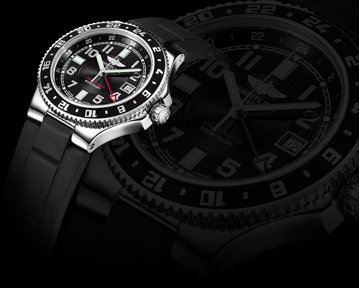 Breitling SuperOcean GMT Replica Watches