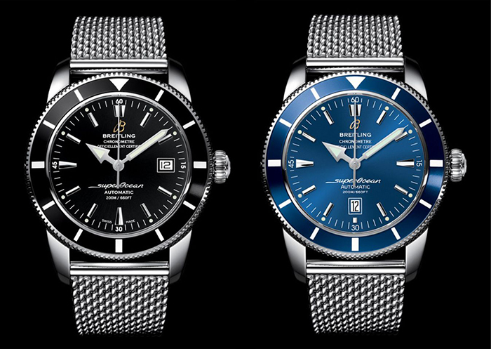 Breitling SuperOcean Heritage 42 Replica Watches