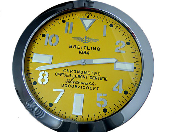 Breitling Wall Clock Replica Watches
